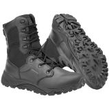 Tread patterns & sole stiffness can make tactical boots hard to use on the road.