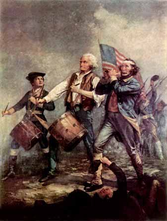 We can do without the fife and drum antics, can't we?