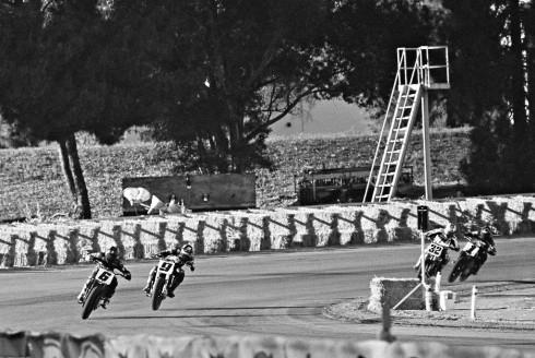 sacramento mile 2017 Flat Track turn 4