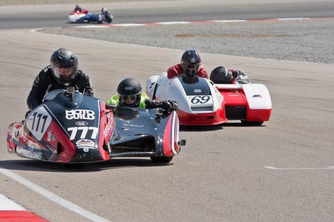 sidecars racing