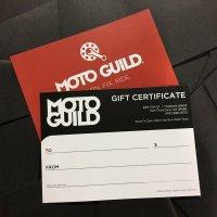 Moto Guild Gift Card